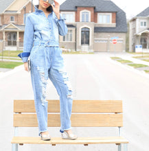 Load image into Gallery viewer, DENIM AFFAIR