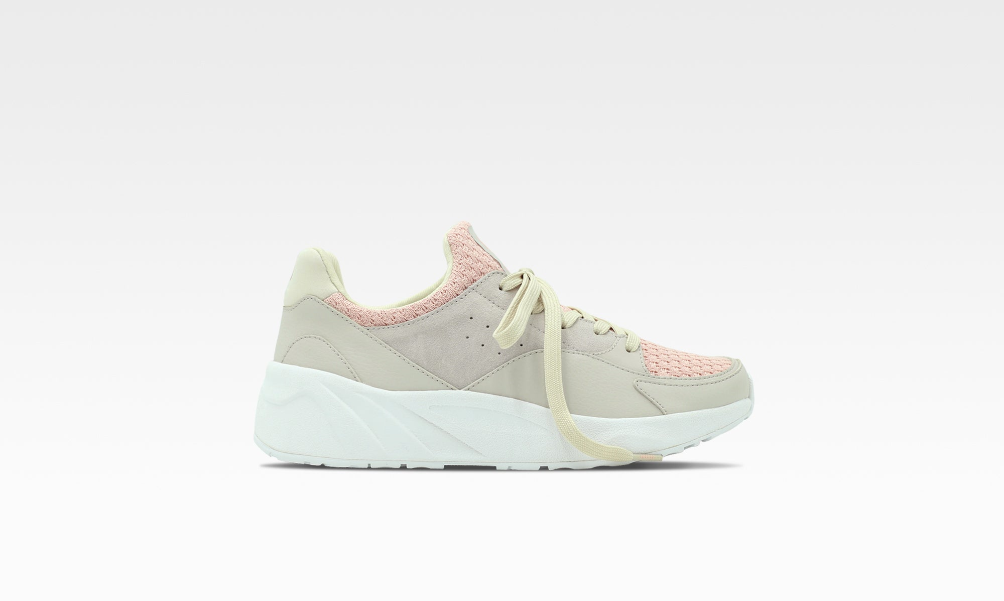 DWEN: CORAL CLOUD / WHITE