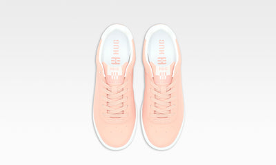 EVEN: CORAL CLOUD / WHITE