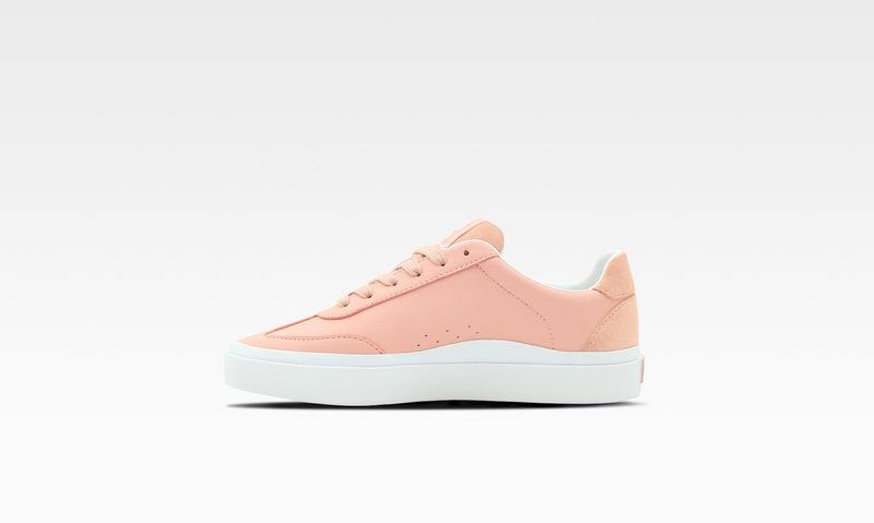 JOE-B: CORAL CLOUD / WHITE