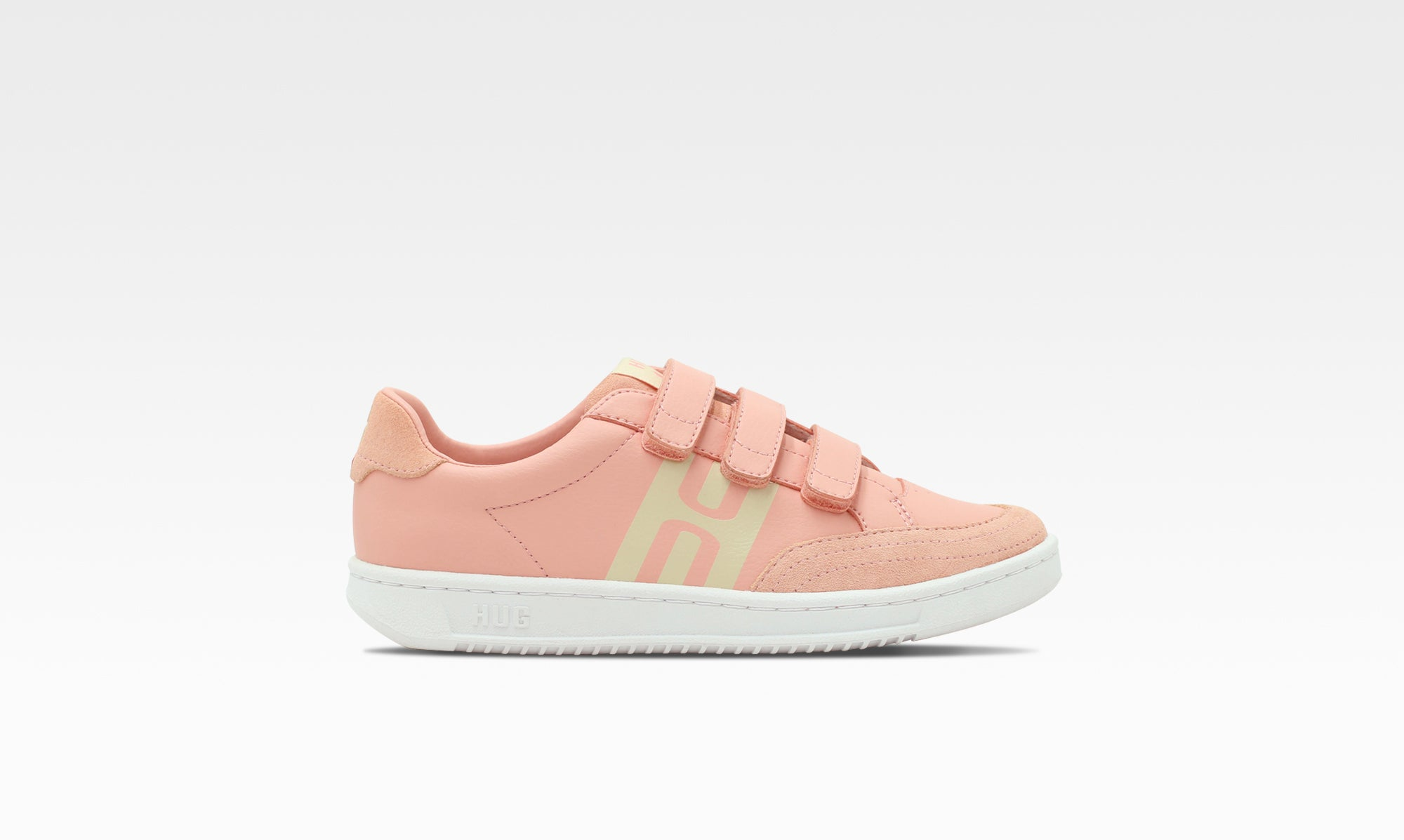 VELQ: CORAL CLOUD / WHITE