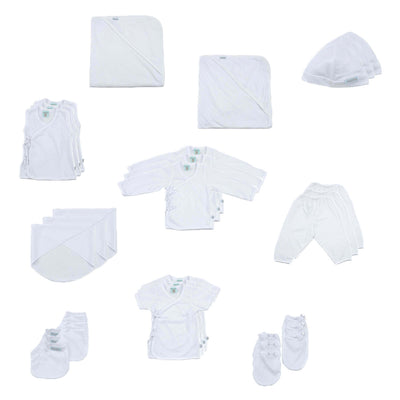 (Unisex) Beginnings Basic Newborn Set