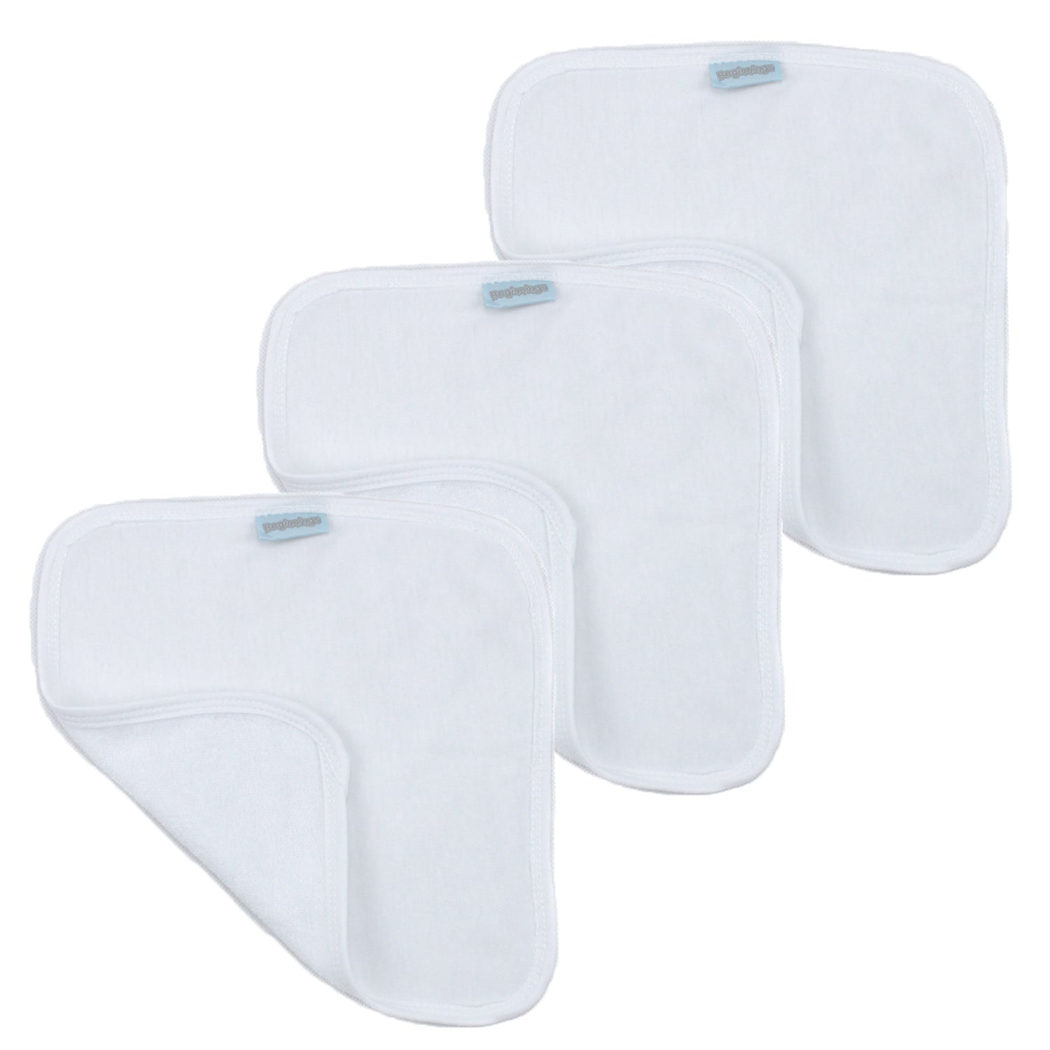 (Unisex) Terry Washcloth Pack (3pcs)