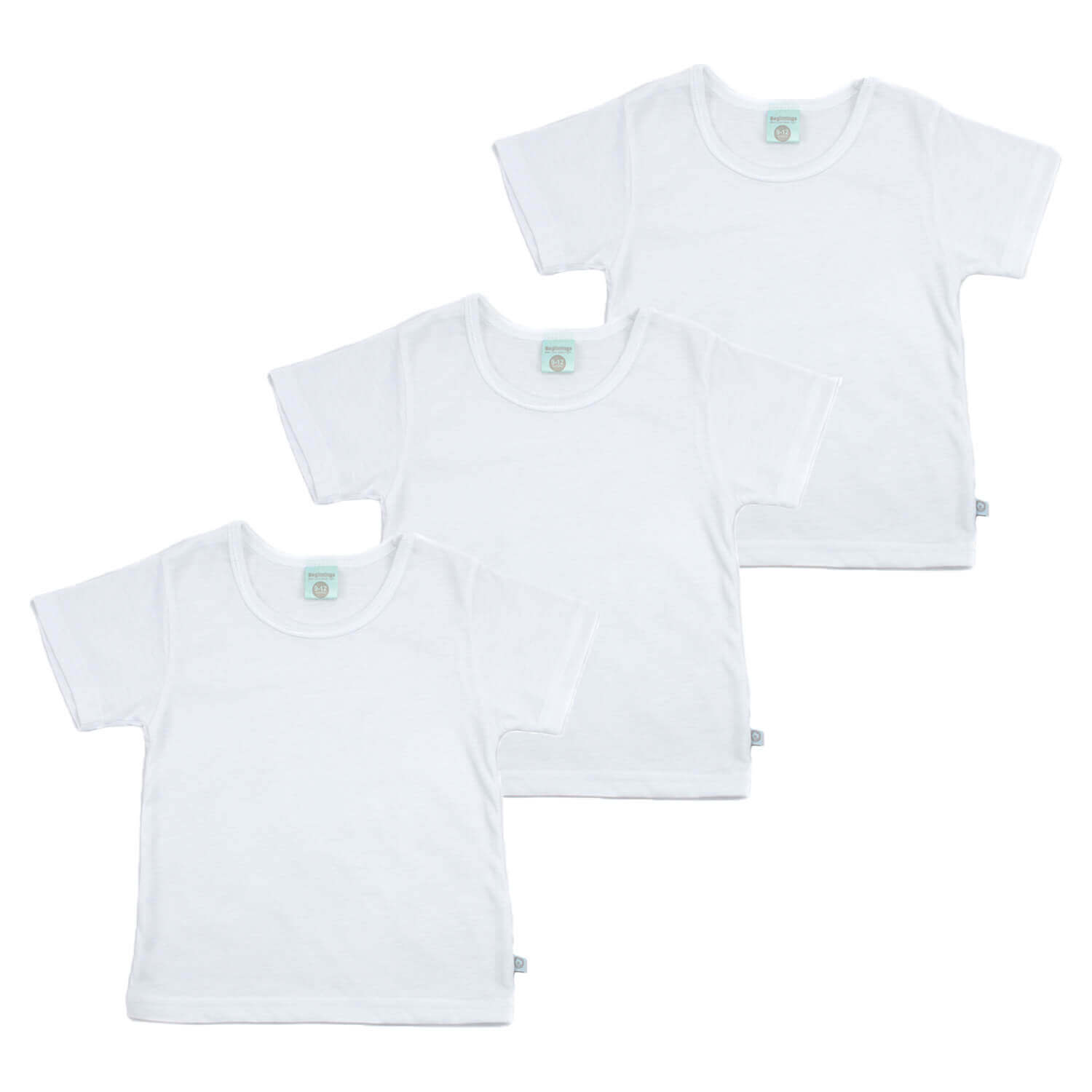 (Unisex) T-shirt Pack (3pcs)