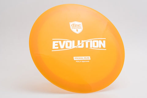 Evolution - Primal Run Discs