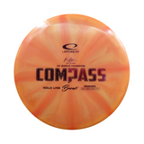 Latitude Gold Burst Compass Disc | ACE DISC GOLF | UK Disc Golf Shop