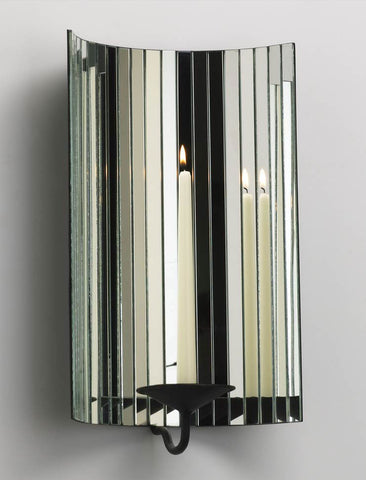 Cosmo Mirrored Candleholder