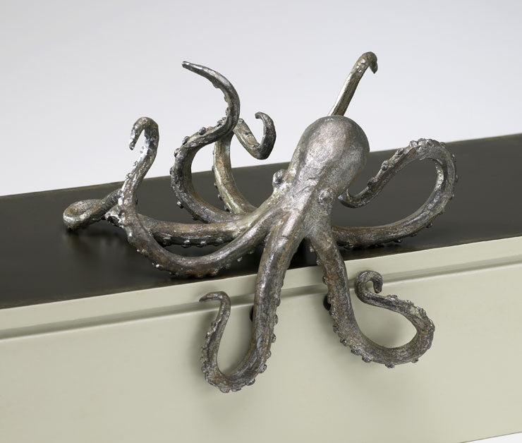 Jupiter Isle Collection // Octopus Shelf / Decor