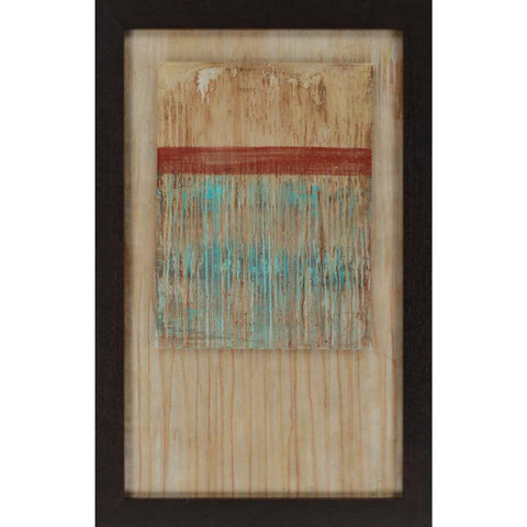 "Santa Fe 1 - 45"" H X 29"" W  Framed Artwork"