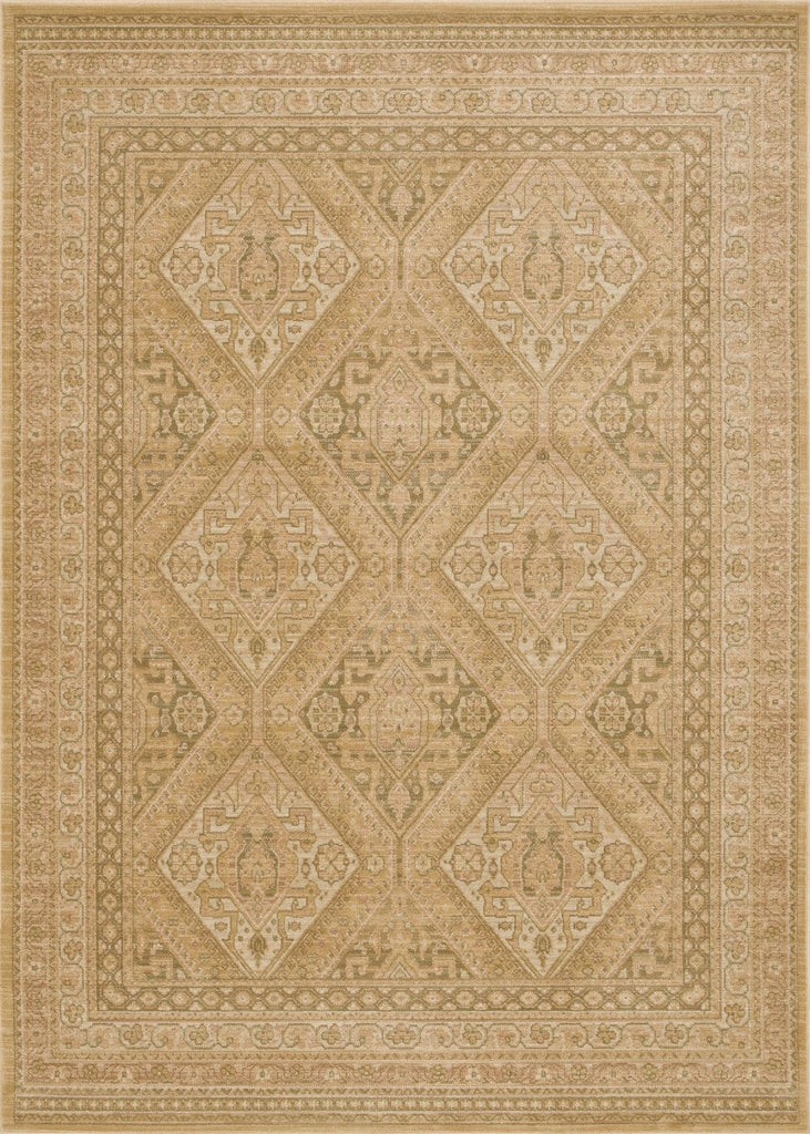 "7'-7"" X 10'-5"" TWWC Traditional Series 1 Area Rug"