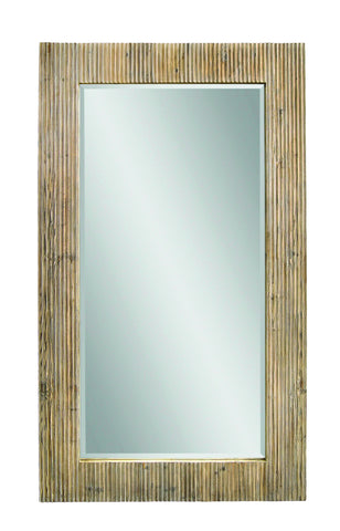 "The Reed Leaner Mirror 86"" H"