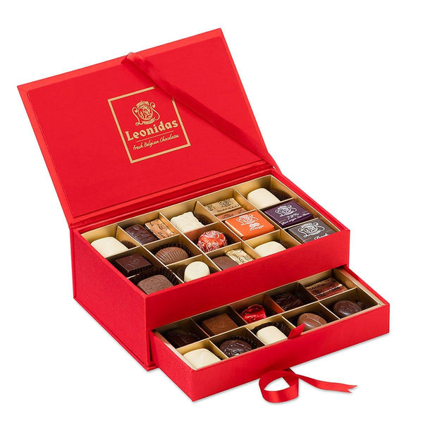Jewellery Box 30pcs Classic Leonidas Chocolates-uk