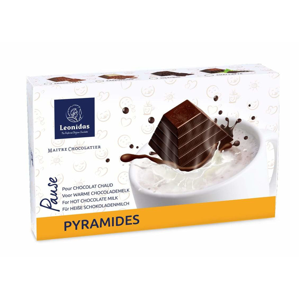 Leonidas Pyramides Leonidas Chocolates UK