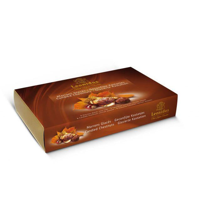 Marrons Glaces Confectionary Leonidas Chocolates UK