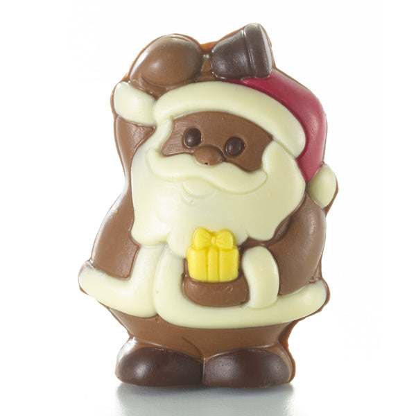 Small Christmas Figurines Seasonal Leonidas Chocolates UK