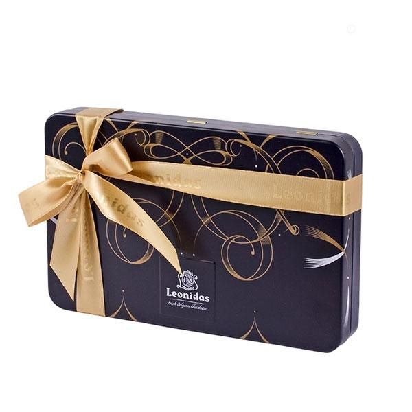 Victor Metal Box Classic Leonidas Chocolates-uk