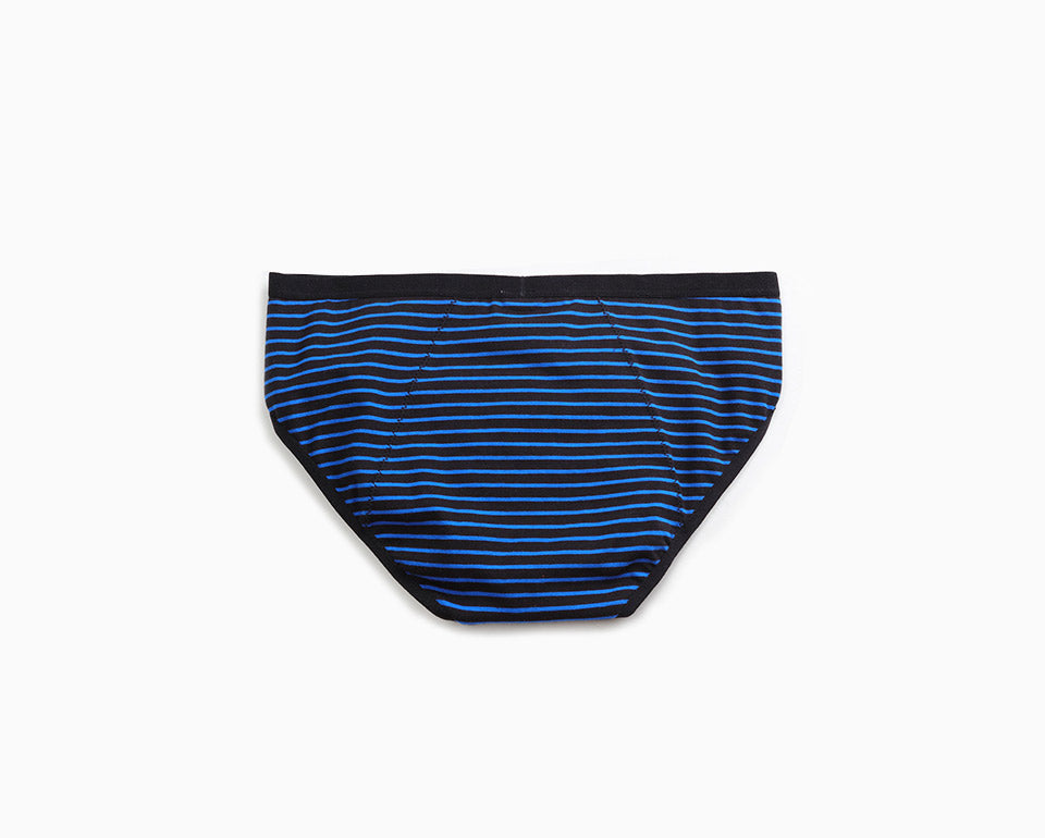 Brooklyn • Low Rise Cotton Menstrual Brief Panty