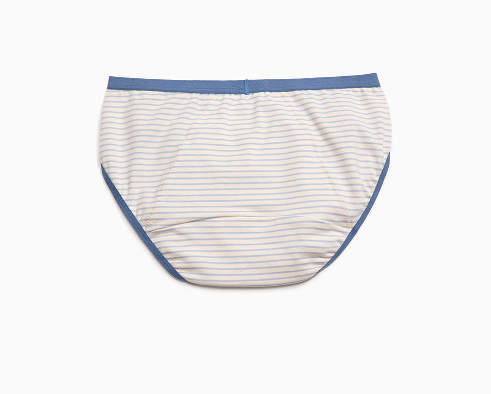 Trip • Low Rise Cotton Menstrual Brief Panty