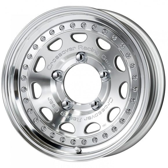 "WORK CRAG GALVATRE 15"" Wheels for Suzuki Jimny"