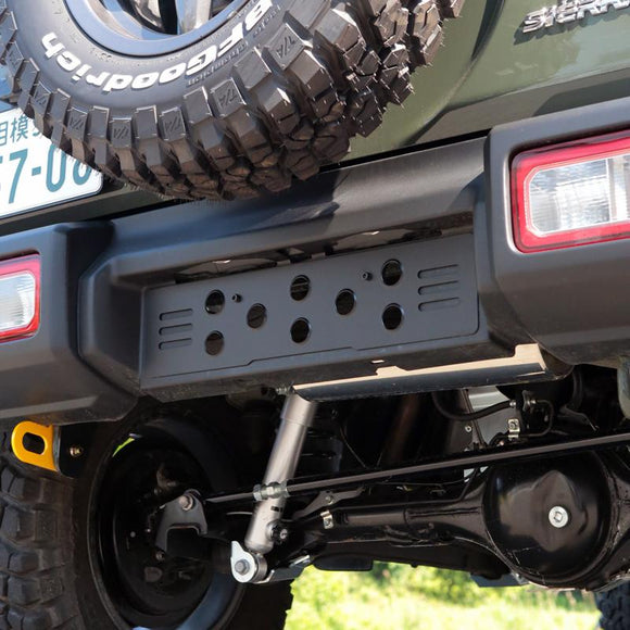 APIO Rear Licence Plate Decorative Panel for Suzuki Jimny (2018+)