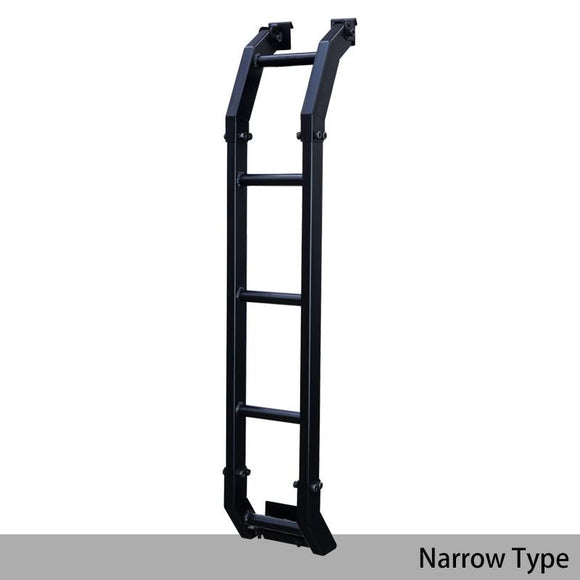 APIO Steel Rear Ladder (Narrow Version) for Suzuki Jimny (2018+)