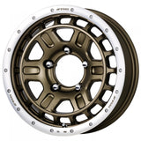 WORK CRAG T-GRABIC II Wheels for Suzuki Jimny