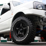 "APIO WILDBOAR X 15"" Wheels for Suzuki Jimny"