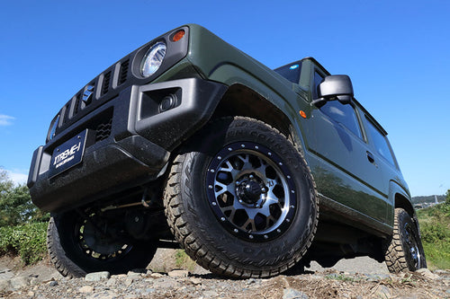 XTREME-J XJ04 WHEELS FOR SUZUKI JIMNY