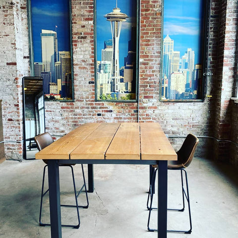 Seattle conference table
