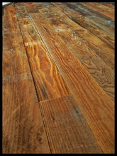 "Load image into Gallery viewer, Beautiful Reclaimed ""true"" 1""x6"" Antique Barn Boards - Old-growth Douglas Fir, Circular Sawn"