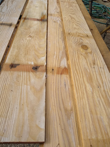 Reclaimed 1x8 Shiplap Barn wood, Old-Growth Douglas Fir, Sourced from 1905 WA Heritage barn