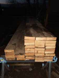 Gorgeous, old-growth Doug fir 2x6 boards, CVG, nominal measurements
