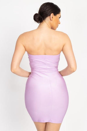 Emily Strapless Dress