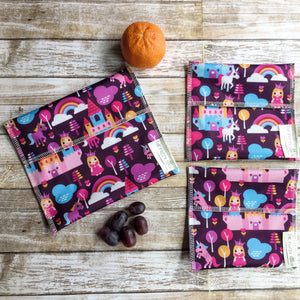 Princess Snack Bags