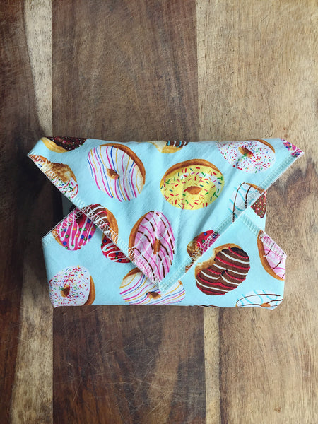 Reusable Sandwich Wrap, Doughnuts