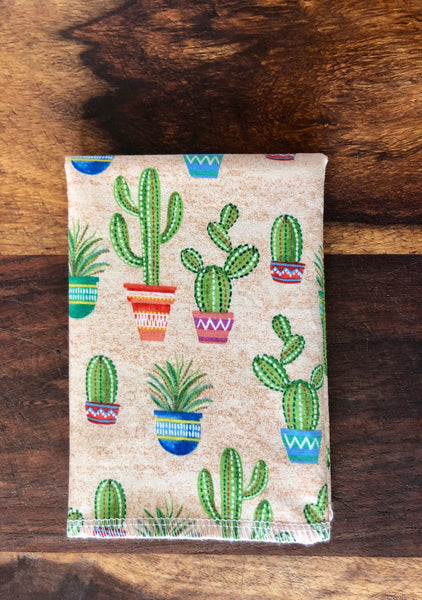 Cacti Sandwich Wrap, Reusable Food Wrap