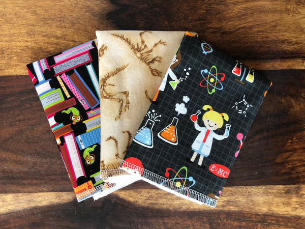 Reusable Food Wrap, Girls in Science