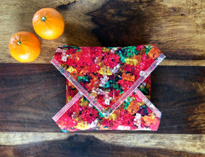 Reusable Food Wrap, Gummy Bears Sandwich Wrap