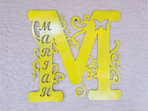 Regular Monogram Sign