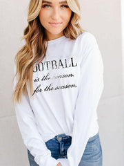 Football Is The Reason For The Season Superpower Top