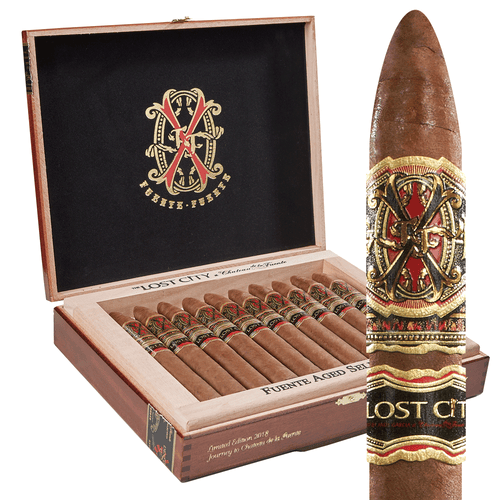 Opus X Lost City Pyramid
