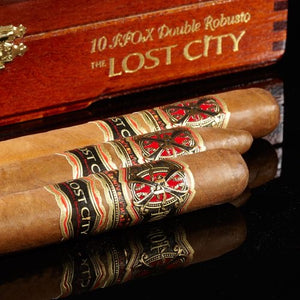 Opus X Lost City Double Robusto