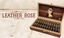 Load image into Gallery viewer, Deadwood Leather Rose Torpedo