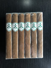 "Load image into Gallery viewer, Adventura Cigars (Adv) ""Green"" Piece of Heart Box Press"