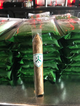"Load image into Gallery viewer, Adventura Cigars (Adv) ""Green"" Piece of Heart Belicoso"