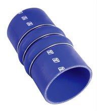 Load image into Gallery viewer, Turbosmart Double Hump Hose 2.75 Blue