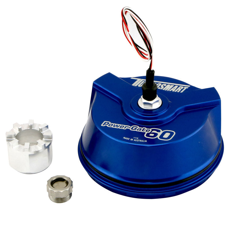 Turbosmart Gen-V WG60 98mm Sensor Cap - Blue