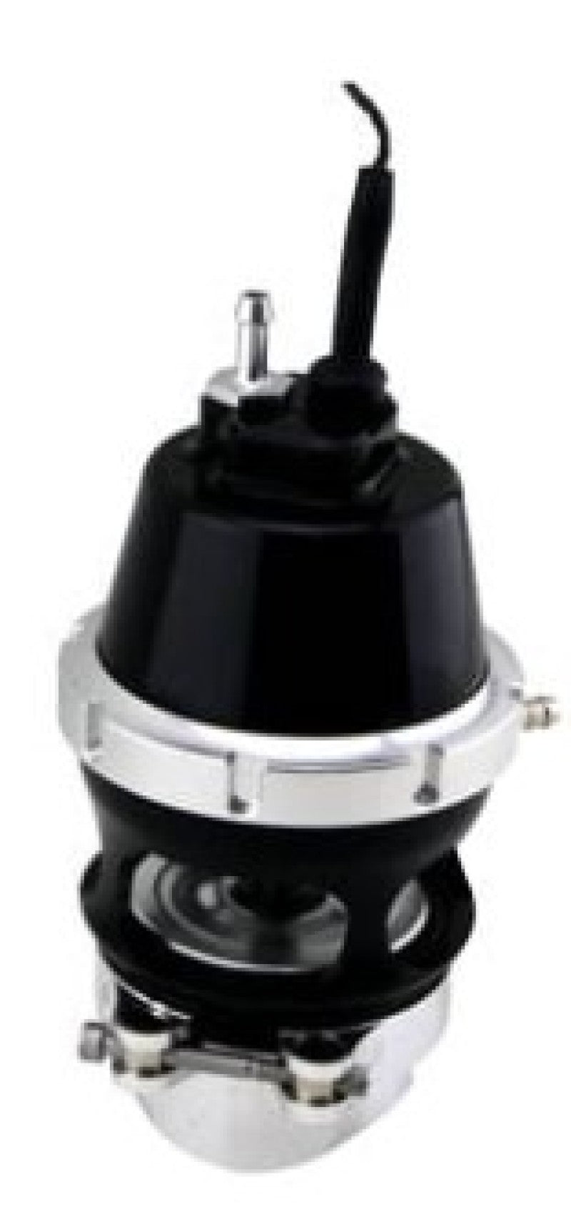 Turbosmart BOV Power Port w/ Sensor Cap - Black