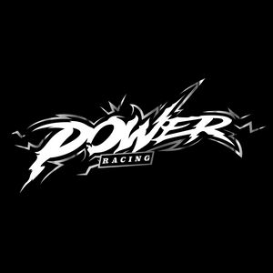 """Power Racing Classic"" Die-Cut"