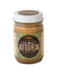 Butter Pecan Coconut Butter